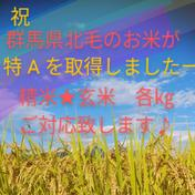 特A 令和3年【新米】コシヒカリ(玄米)2㎏ 2㎏ 群馬県 通販
