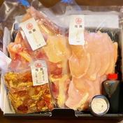 【地鶏焼肉大特価!!】安曇野地鶏お手軽焼肉セット!家族ボリュームでなんと1,500g!! 上もも300g・上むね300g・ささみ2本150g・特大手羽先2本・特大手羽元2本・味付きホルモン300g・もみタレ30g・煎り塩付 肉 通販