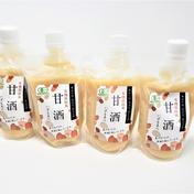 濃厚有機白米甘酒(あまざけ)250g×4本 【メール便・送料込み】 250g×4 飲料(その他飲料) 通販