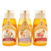 【お得な3本セット】③オススメ国産純粋蜂蜜500gポリチューブ3本セット 500g 3本セット はちみつ 通販