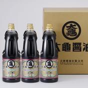 大亀 濃口うす塩醤油 1.8Lペットボトル入×6本 島根県 通販