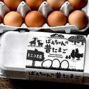 ばあちゃんの昔たまご 40個 卵(鶏卵) 通販