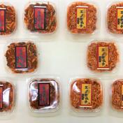 きのこのキムチ2種類! 各5パックのセットです。 1パック当たり200g入り(2kg) 12.5×12.5×2.5cm 加工品(キムチ) 通販