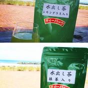 夏を乗り切る!水出し茶シリーズセット 抹茶入りとレモングラス入り 1パック ティーバッグ30個入りを2種類 お茶(緑茶) 通販