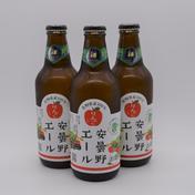 りんご安曇野エール 330ml 4本 330ml お酒(ビール) 通販
