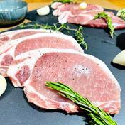 神戸うすなが牧場 【ギフト】神戸ポークプレミアムのトンテキ食べくらべギフトセット (豚ロース80g×3枚、豚肩ロース80g×3枚)