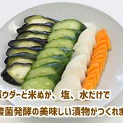 楽ちん!竹ぬか床 竹パウダー250g/米ぬか250g 調味料 通販