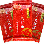 限定発酵 火ノ丸紅茶 60g×3袋 リーフ 茶葉 静岡 牧之原 60g×3袋 お茶(紅茶) 通販