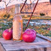 希少種【旭】から作った『旭りんごのシードル2020』と、郷愁の甘酸っぱい旭りんごのセット 330mL 果物や野菜などのお取り寄せ宅配食材通販産地直送アウル