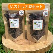 【送料込】猪肉・無添加わんこのおやつ(2袋)ペットフード ドッグフード 50g×2袋 加工品(その他加工品) 通販