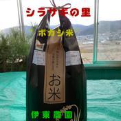ボカシ米(コシヒカリ) 5kg 長野県 通販