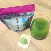2021年各種1000個販売達成!粉末玄米茶 複数購入も可‼︎ 1パック40g お茶(緑茶) 通販