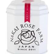 ローズリーフ缶20包 オータム 薔薇の葉100%ノンカフェインティー ティーバッグ16包、花びら6g お茶(その他のお茶) 通販