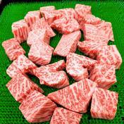 健康志向の和牛 オリーブ牛肩ロースサイコロステーキ 500g 株式会社 日露本店