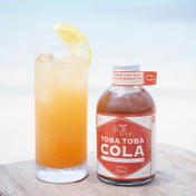 夏ギフトTOBA TOBA COLA 島仕込みクラフトコーラシロップ 310g 飲料(ジュース) 通販