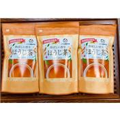 みずたま農園製茶場 お得な3袋セット♪一番茶 ほうじ茶 茶葉 100g×3 100g×3袋