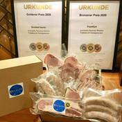ふじさわオリーブ豚の熟成ベーコン、フランクフルト詰め合せ(大) 約1kg アウルで地域の飲食店を盛り上げよう