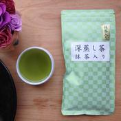 茶草場農法の抹茶入り 深蒸し茶 100g   100g お茶(緑茶) 通販