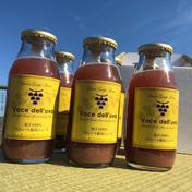 ぶどうストレートジュース「Voce dell'uva」6本箱 180ml×6本 飲料(ジュース) 通販