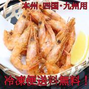 (冷凍食品)オリジナル甘えび唐揚げ 1㎏ 業務用 1㎏ 香川県 通販