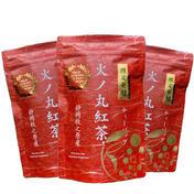 限定発酵 火ノ丸紅茶 3袋 ティーバッグ 3g×20p 静岡 牧之原 3g×20p 3袋 お茶(紅茶) 通販