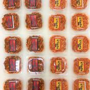 きのこの里 きのこのキムチ2種類! 各10パックのセットです。 1パック当たり200g(4kg)12.5×12.5×2.5cm
