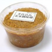 手仕込み 玄米麹味噌 700g×2パック 700g×2パック 福井県 通販
