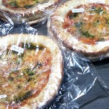 北海道産小麦本格シンプルピザ3種3枚セット(6枚入) 直径約23cm×6枚 飲食店/お取り寄せ通販
