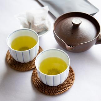 ゆめぴりか玄米茶 7袋入り お茶/ブレンド茶通販