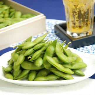 TV博士ちゃんで「神の枝豆」と紹介されました与惣兵衛の冷凍だだちゃ豆 800g 野菜/その他野菜通販
