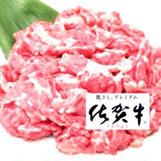 【お試し】佐賀牛切落し500g 佐賀牛切落し500g 肉/牛肉通販