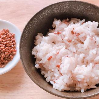母の日送料無料!赤米、北海道産ななつぼしセット 300g その他/その他通販