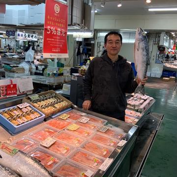 釧路和商市場_丸栄田村商店 釧路市 魚介類/海藻通販
