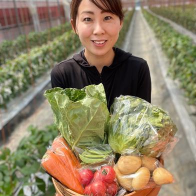 過ぎちゃうけど!母の日♥メッセージカード付き!厳選野菜セットA 6品 キーワード: 母の日 通販
