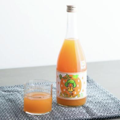 まーくん家のはっさくジュース 720ml 2本 720ml 2本 果物や野菜などのお取り寄せ宅配食材通販産地直送アウル
