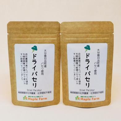 【メール便でお届け】貴重な国産ドライパセリ10g×2袋(栽培期間中農薬・化学肥料不使用) ドライパセリ10g×2袋 キーワード: お試し 通販