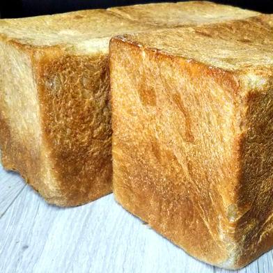 油脂分/乳製品ゼロ!!拘りの[米ぬか]食パン2斤2本お試しセット 2斤(約12×11×24cm)×2本 窯焼生産直送