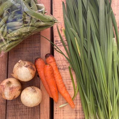 お得な旬の野菜セット ニラ500g.スナップえんどう500g.玉ねぎ3玉.人参2本 果物や野菜などのお取り寄せ宅配食材通販産地直送アウル