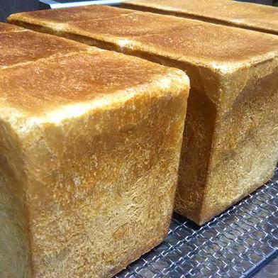 油脂分乳製品不使用2斤食パンお試し2種2本セット 2斤(12×11×24cm)×2本 窯焼生産直送