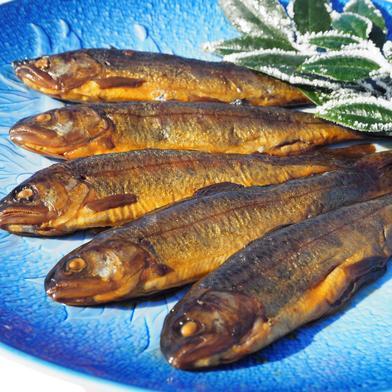 ニジマス甘露煮大サイズ5尾入×1パック 300g(5尾入)×1パック 魚沼 高野養魚場