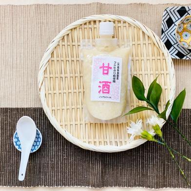 【農家が作った甘酒♪】原材料は新潟県の高田農園産のお米!(ノンアルコール) 250g 加工品(その他加工品) 通販
