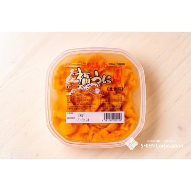 利尻島産 福うに【エゾバフンウニ】100g 100g 魚介類(ウニ) 通販
