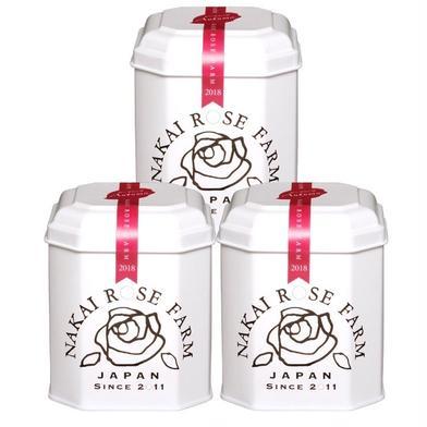 3缶まとめ買い ローズリーフ薔薇の葉のお茶1.5g✖︎5包 1.5g✖︎5包✖︎3缶 千葉県 通販