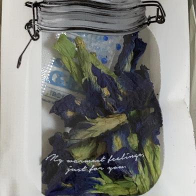 vegefulportのドライバタフライピー お茶(ハーブティー) 通販