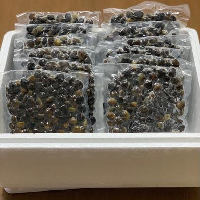 冷凍大和しじみ(厚さ8mm~10mm)1パック200g/12パック入り 2.4kg 果物や野菜などの宅配食材通販産地直送アウル