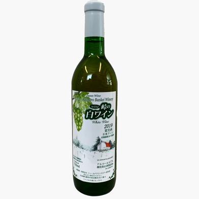 峠の白ワイン2019【酸化防止剤無添加】 720ml 果物や野菜などの宅配食材通販産地直送アウル