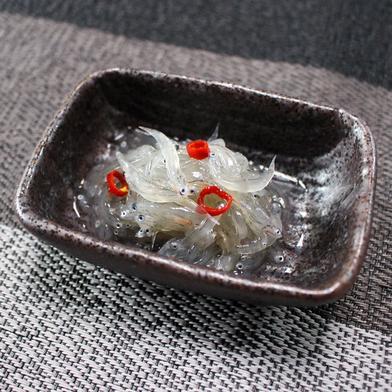 【特製のタレで味付け】味わい生シラス 100g×5パック 香川県 通販