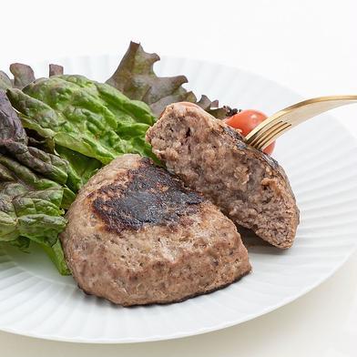 鳥益 牛肉100% ハンバーグ (焦げ目付)150g×5パックセット 1パック 150g 鳥益