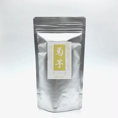 菊芋パウダー 農薬化学肥料動物性堆肥不使用  0.2mm 100g 100g 宮崎県 通販