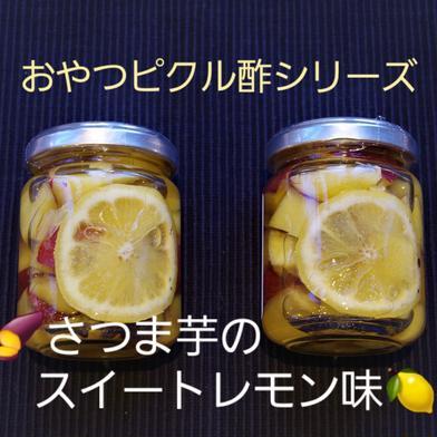 【おやつピクル酢シリーズ第一弾】さつま芋のスイートレモン味 2瓶/計160g 加工品(漬物) 通販